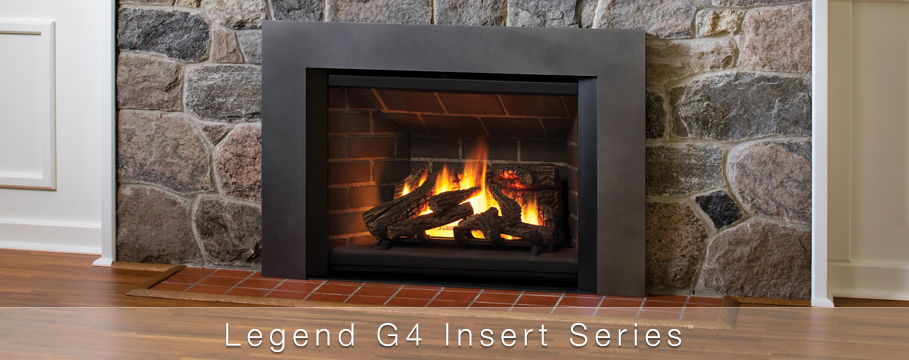 We have an incredible deal going on through November: If you purchase a Valor Legend G4 Gas Fireplace Insert