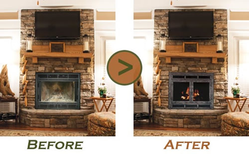 Time For A Fireplace Facelift Doctor Flue Michigan Amp Ohio