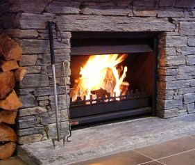 Build A Fireplace Fire To Heat Your Home Doctor Flue