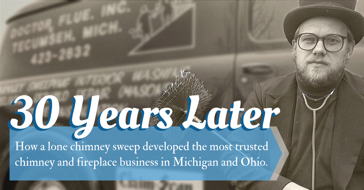 Doctor Flue Inc Celebrates 30 Years In Business