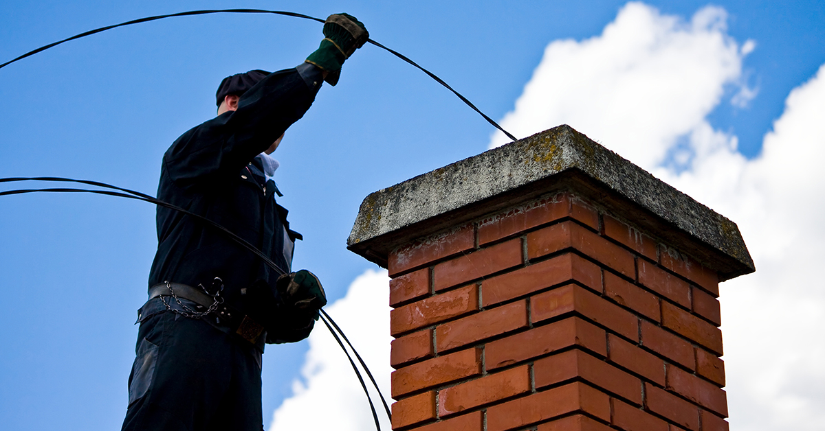 It S Chimney Cleaning Time In Michigan Doctor Flue