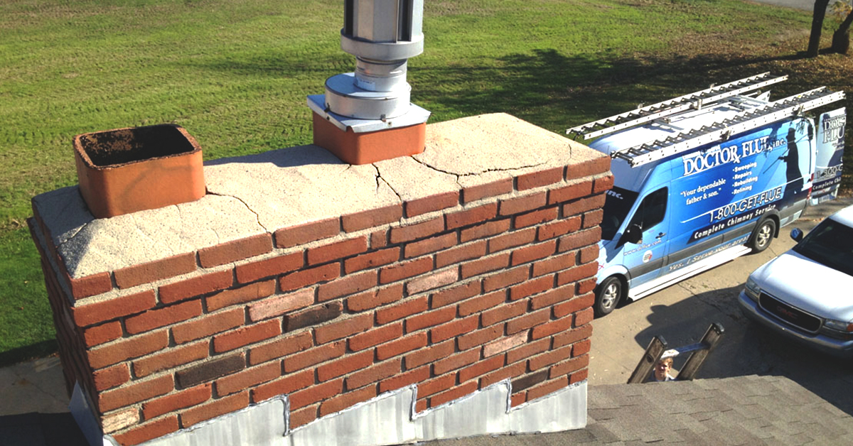 Chimney Masonry Repair Tips Doctor Flue