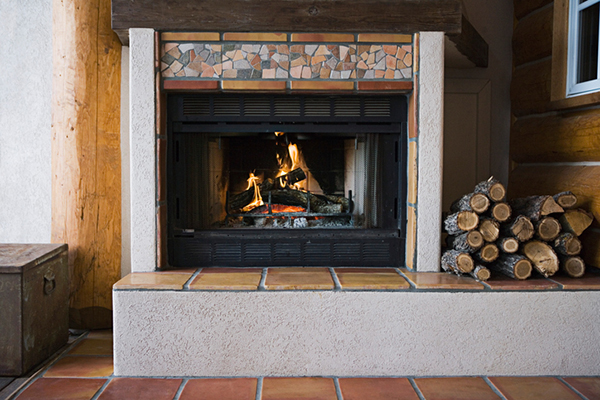 Seal Your Fireplace/Chimney to Prevent Energy Loss & Save Money