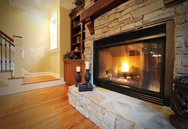 Ever wondered about that chain or handle hanging from your chimney? It's likely used for fireplace damper operation. Learn more from Doctor Flue today.
