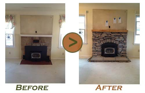 Update Your Home With A Fireplace Remodel Doctor Flue
