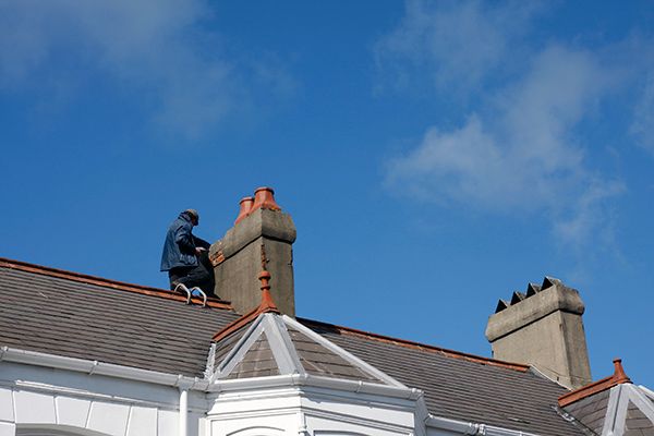 Don't Ignore These Common Signs of Chimney Damage!