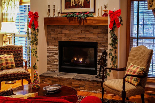 There Are Two Types Of Gas Fireplaces That You Can Choose From: Vented Or  Unvented.