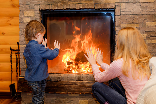 Heating Your Home With A Fireplace Doctor Flue Mi Oh