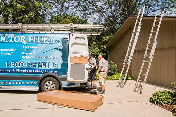 Chimney Repair in SE Michigan | Doctor Flue | MI & OH