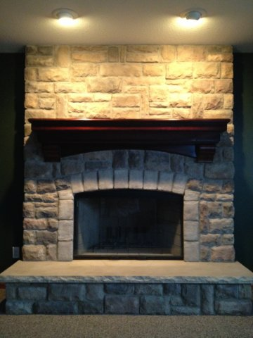 Fireplace Facelift Gallery Michigan Amp Ohio Doctor Flue