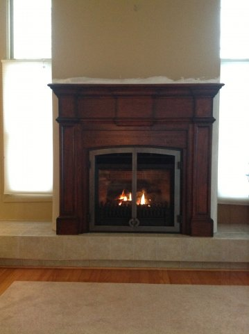 Gas Fireplaces Gallery Michigan Amp Ohio Doctor Flue