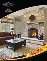 Alpha Direct Vent Gas Fireplace