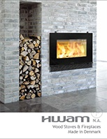 HWAM Wood Fireplaces