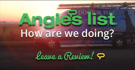 Angie's list - Leave a Review