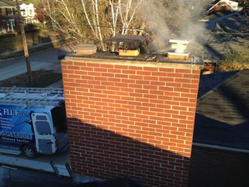 Brick Chimney Cleaning in Dearborn, MI