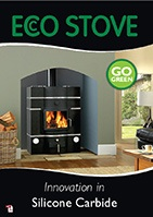 Ecco Stove woodburning fireplaces brochure