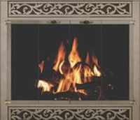 Update your fireplace with Doctor Flue.  Traditional ReFace.