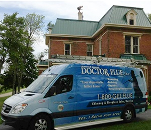 Victorian home chimney sweep specialists in Lansing, MI