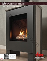 Valor Lift Gas Stoves Brochure