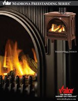 Valor Madrona Gas Stoves Brochure