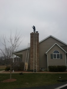 Chimney Cleaning in Michigan