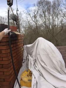video scan on roof | Doctor Flue