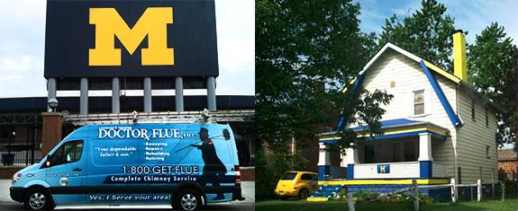 Ann Arbor Chimney Repair Doctor Flue Inc