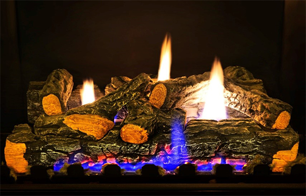 What Is A Ventless Fireplace Doctor Flue Inc