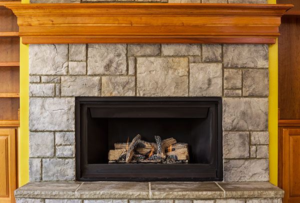 Common Gas Fireplace Problems Doctor Flue Michigan Amp Ohio