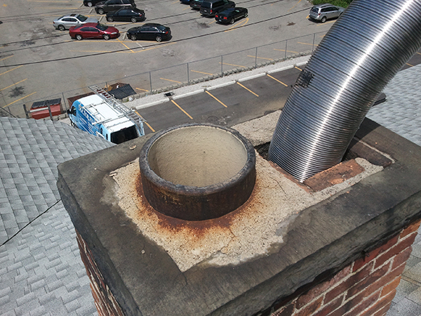 Why You Should Replace Your Aluminum Flue Liner with Stainless Steel