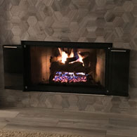 Fireplace Facelift, Picture After Installation