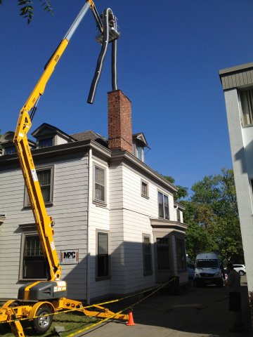 Chimney Relining Gallery Michigan Amp Ohio Doctor Flue