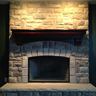 Fireplace Face Lift by Doctor Flue