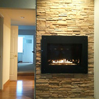 Direct Vent Gas Fireplace installed by Doctor Flue
