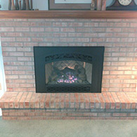 Fireplace Extrordinair High efficiency gas insert