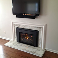 Regency gas insert