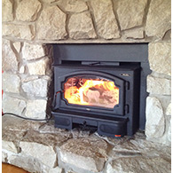 Wood Fireplace Installation by Doctor Flue