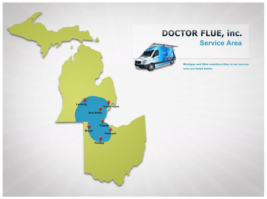 Chimney Sweeps Serving Michigan Amp Ohio Doctor Flue