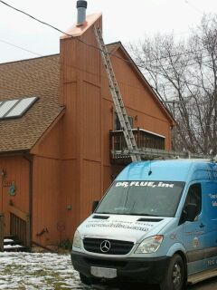 Chimney inspection services available